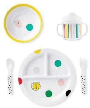 Kate Spade Hey Baby Dining Set