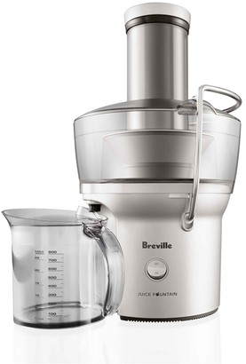 Breville The Juice Fountain Compact Silver