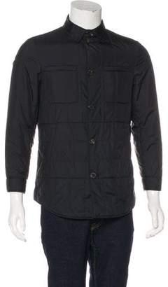 Salvatore Ferragamo Lightweight Puffer Jacket