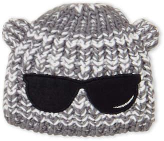Izod Infant) Chunky Knit Hat