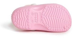 Crocs CROCSTM 'Hello Kitty® Fair' Faux Fur Lined Clog (Walker & Toddler)