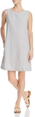 Eileen Fisher Striped Shift Dress