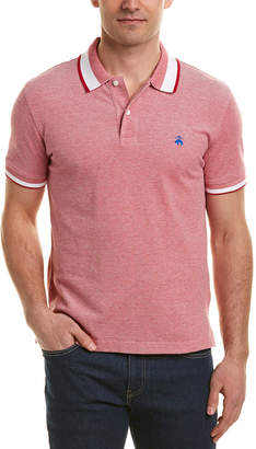 Brooks Brothers Ox Pique Performance Polo Shirt