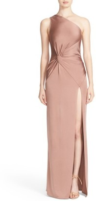 Women's Cushnie Et Ochs One-Shoulder Twist Gown $1,995 thestylecure.com