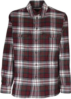 Gucci Checked Shirt
