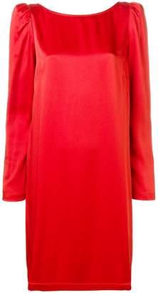 Semi-Couture Semicouture V back dress