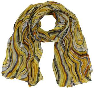 Luxury Divas Multicolor Swirl Print Light Scarf