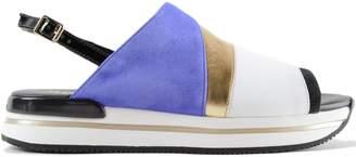 Hogan H257 Thick Strap Sandals