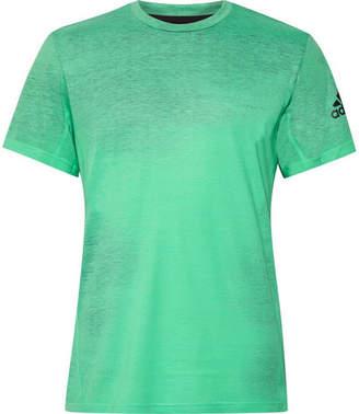 adidas Sport - Melbourne Climalite T-Shirt - Light green