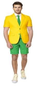 Opposuits OppoSuits Men's Summer Green and Gold Australian Suit