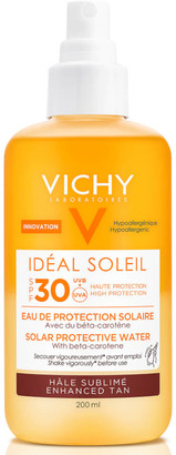 Vichy Ideal Soleil Protective Solar Water - Tan 200ml
