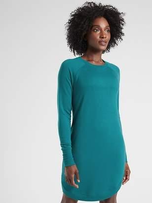 Athleta Mindset Sweatshirt Dress