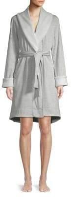 UGG Double Knit Blanche II Fleece Robe