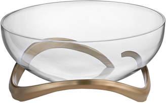 Nambe Eco Centerpiece Bowl