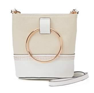 Lauren Conrad Mini Bucket Crossbody Bag