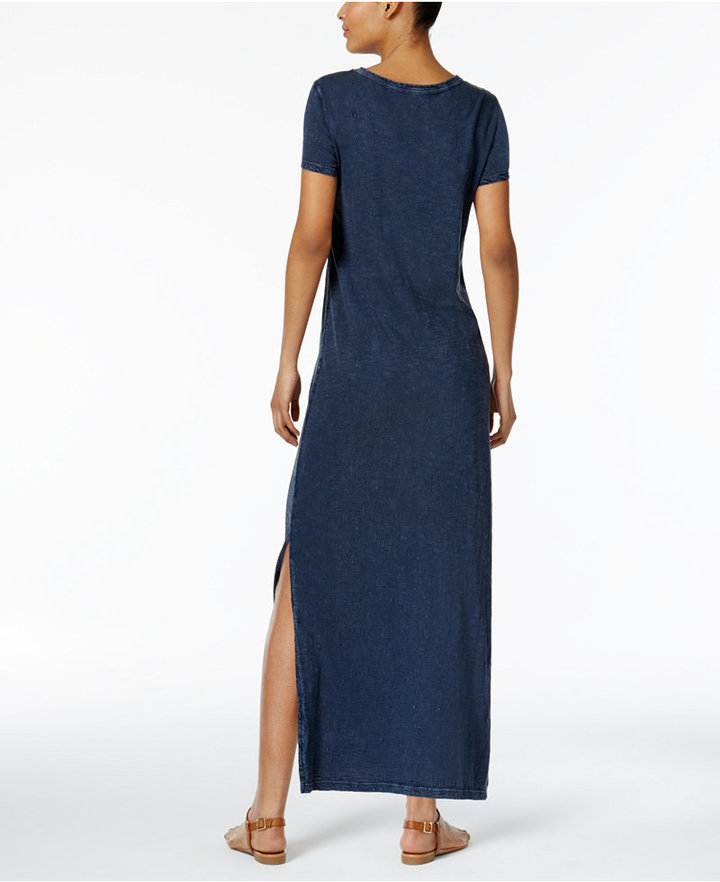 Style & Co Cotton Maxi Dress, Only at Macy's 2