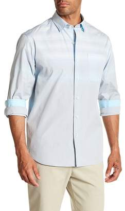 Tommy Bahama Moroccan Mist Striped Original Fit Shirt