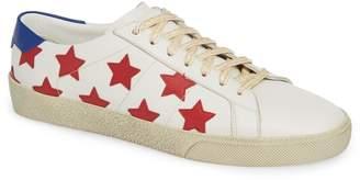 Saint Laurent Star Low-Top Sneaker