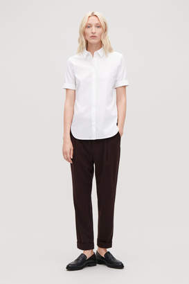 Cos TAILORED PLEAT TROUSERS