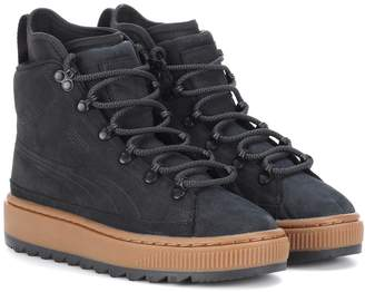 Puma The Ren leather ankle boots