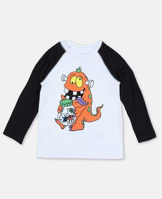 Stella McCartney Halloween Cotton T-Shirt, Men's
