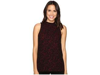 MICHAEL Michael Kors Umbria Split Hem Tunic Women's Blouse