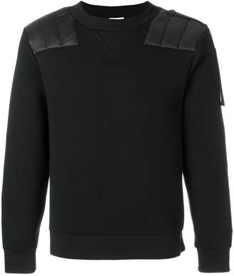 Moncler shoulder panel jumper
