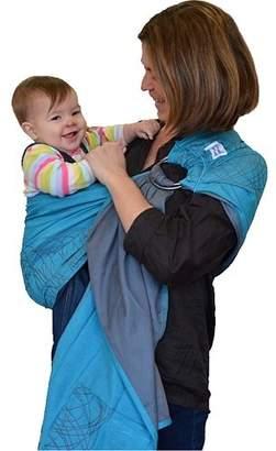 Hoppediz - Messenger Bag, with New York Design New York Turquoise
