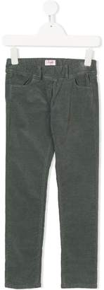 Il Gufo straight-leg trousers