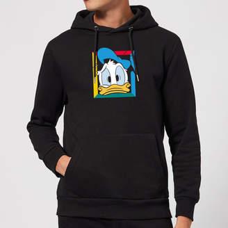 Disney Donald Face Hoodie