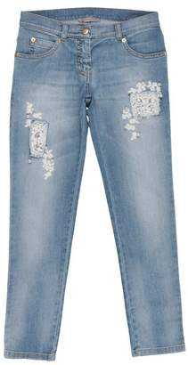 Ermanno Scervino Denim trousers