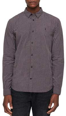 AllSaints Murdo Slim Fit Button-Down Shirt