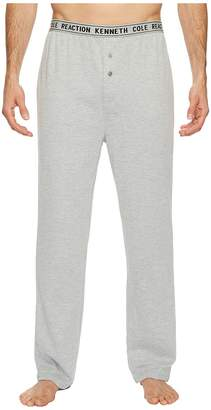 Kenneth Cole Reaction Open Leg Waffle Pants Single Men's Pajama