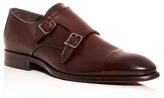 To Boot Men's Capo Leather Double Monk-Strap Oxfords