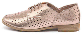 I Love Billy New Quincey Rose Gold Womens Shoes Casual Shoes Flat