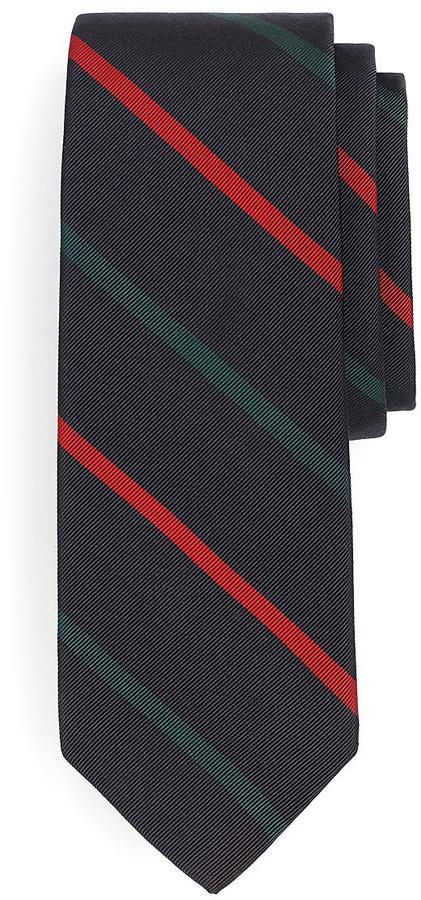 Brooks Brothers  Alternating Stripe Tie