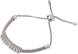 Links of London Starlight Sterling Silver and Sapphire Crown Bracelet
