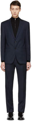 BOSS Navy Classic Huge 6 and Genius 5 Suit