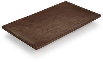 Hotel Collection CLOSEOUT! Marble Wood Accent Tray, Created for Macy's