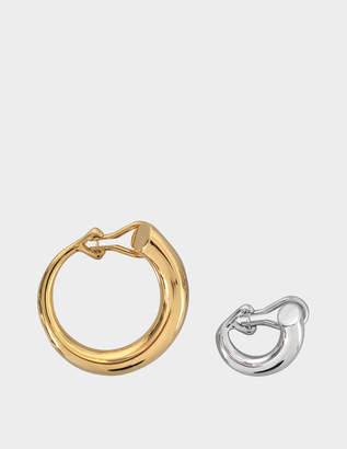 Charlotte Chesnais Monie S + M earrings