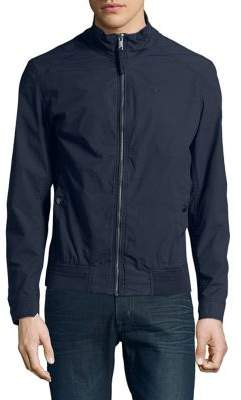 Strellson Classic Cotton Full-Zip Jacket