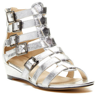 Michael Antonio Glenville Gladiator Wedge $49 thestylecure.com