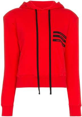 H&M Unravel Project UNRAVEL HDY SWTR LS W CFFD
