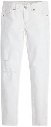 Levi's® 710 Super Skinny Ankle Jean, Big Girls (7-16) $40 thestylecure.com