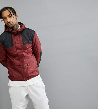 The North Face 1985 Mountain Jacket Exclusive to ASOS In Burgundy