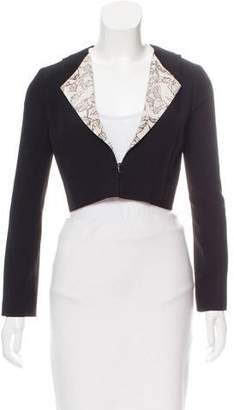 Doo.Ri Long Sleeve Crop Jacket