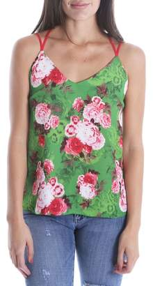 KUT from the Kloth SWAT FAME Dana Print Camisole Top