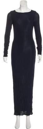 Rachel Comey Long Sleeve Maxi Dress