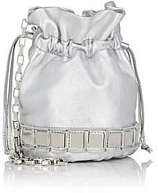 Ananas Tomasini Women's Bucket Bag-Silver