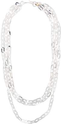 Wouters & Hendrix Technofossils chain necklace